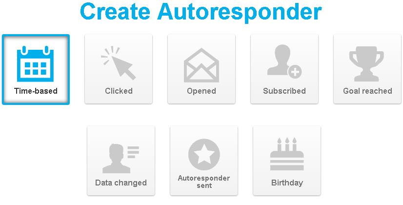 autoresponders on getresponse