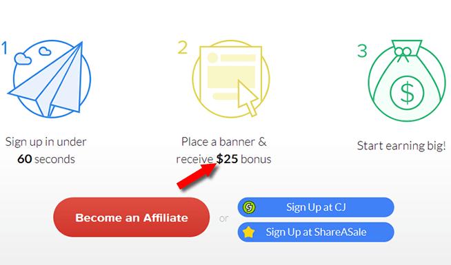 Earn 25$ money By Grammarly internet marketer progarm