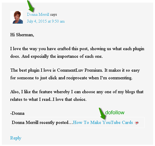 commentlu enabled dofollow sites