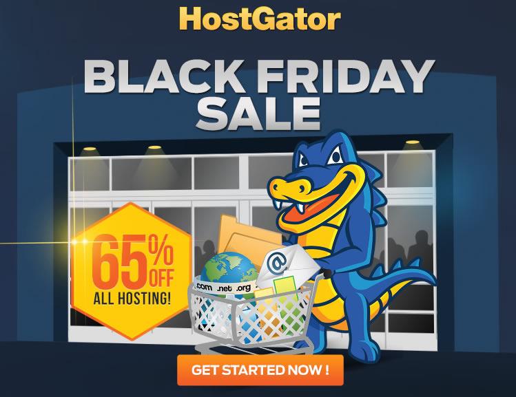 Hostgator Black Friday coupon 2015
