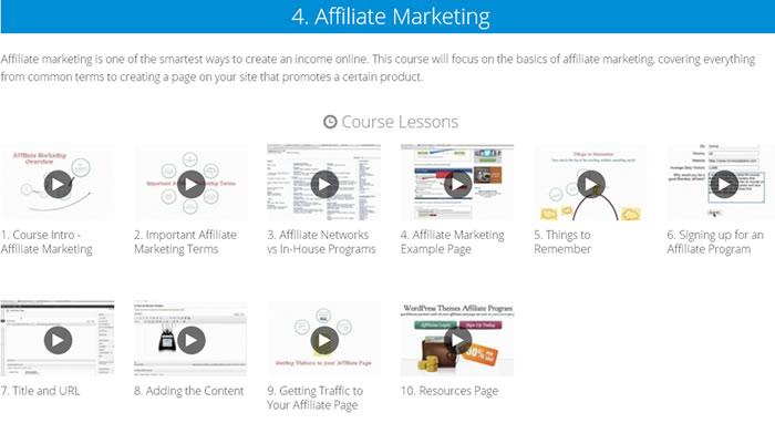 food blog affiliate marketing