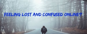 feeling lost and confused