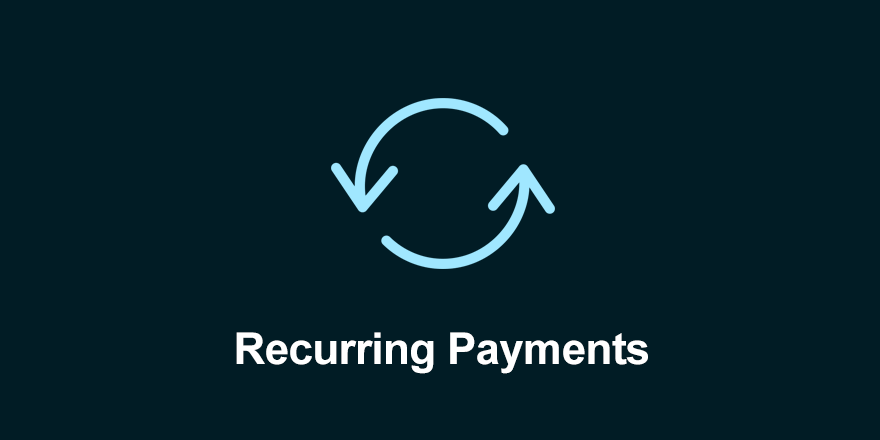 How to create a blog that makes money recurring payment