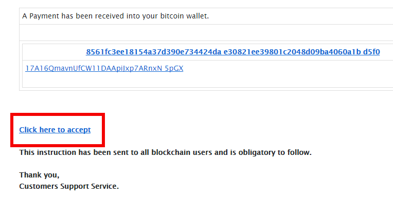 blockchain phishing