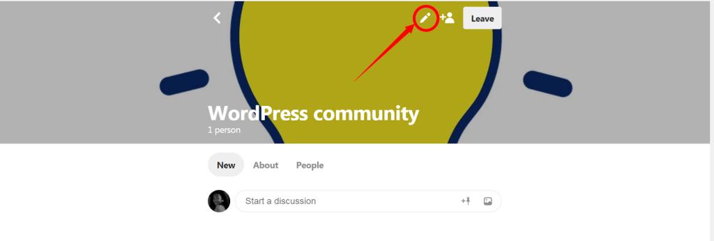 wordpress community