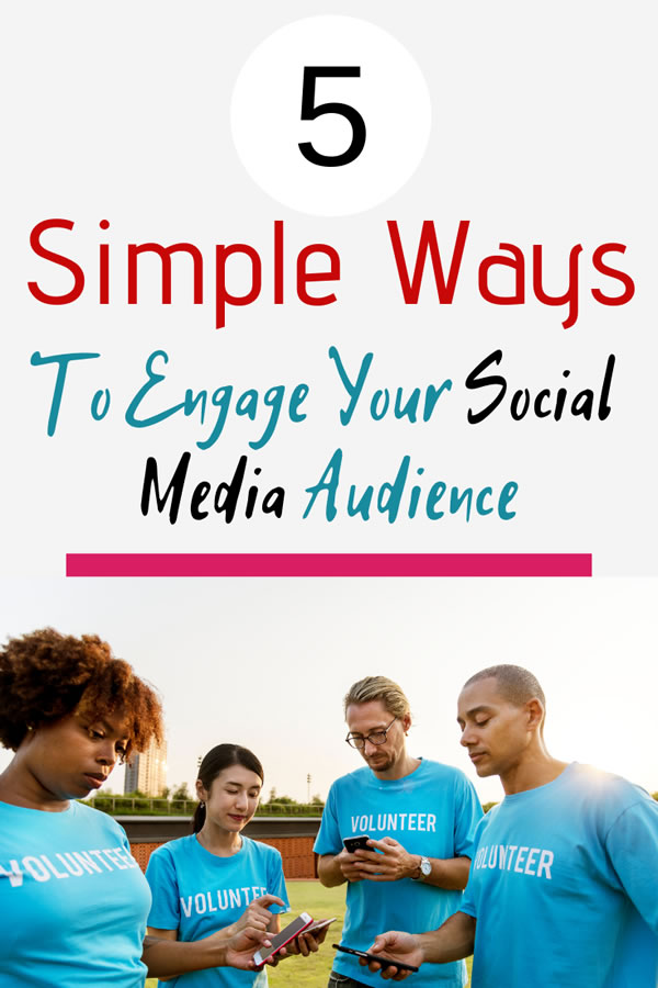 engage social media audience