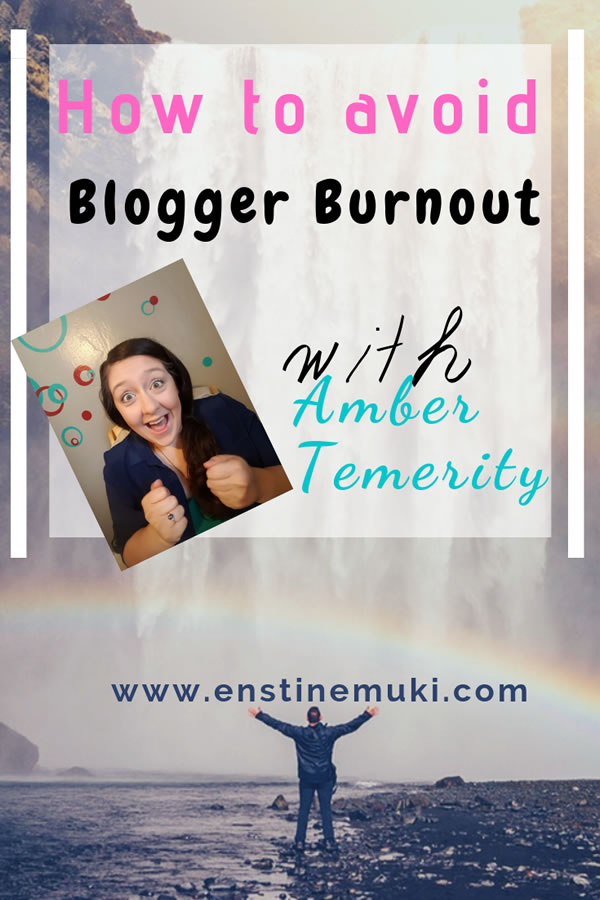 how to overcome blogger burnout