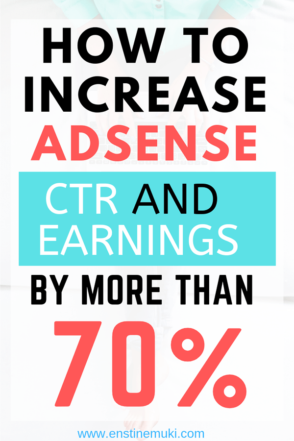 Do you want to make more money from your website? Do you want to increase your Adsense earnings? Do you want to boost your adsense CTR? Checkout these powerful adsense tips , adsense for bloggers, adsense tips to make money #adsensetips #Googleadsense More Google Adsense Tips