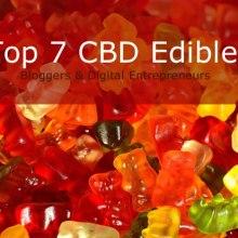 Top 7 CBD Edibles