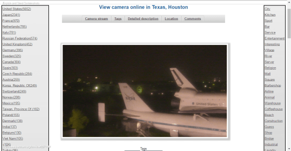View Sony camera in United States, Houston