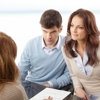 Συμβουλευτική γονέων