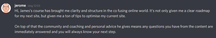 Affiliate Time Machine - Private Discord Community