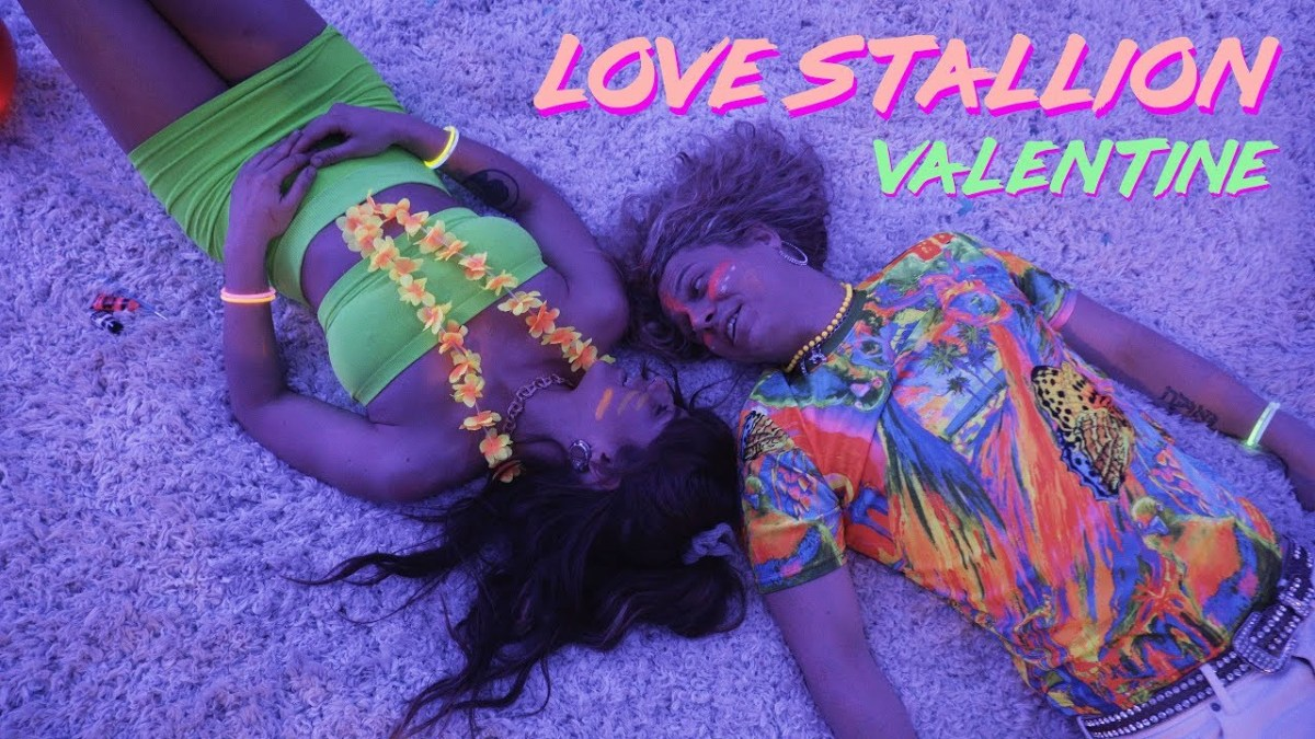 Love Stallion – Valentine ( Official Music )