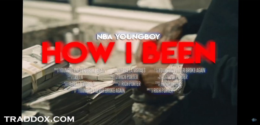 Nba YoungBoy - How I Been