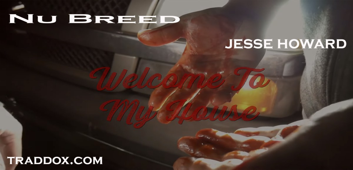 Nu Breed – Welcome to my house ft. Jesse Howard