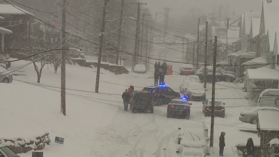 3 Dead in Snow Shoveling Dispute that lead to a double homicide and suicide.
