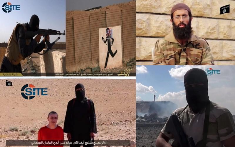 Wer ist ISIS? - Enthauptungen/Verbrennungen, usw.  Four