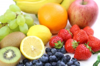 日焼け止めに果物
