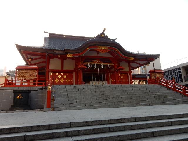 花園神社の御朱印と御朱印帳がもらえる時間や値段は?場所や見所スポットも
