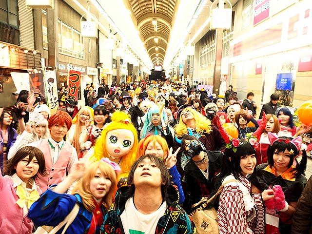 札幌のハロウィンの2017年のイベント・パーティー!仮装のおすすめも