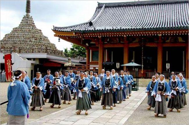 壬生寺の御朱印と御朱印帳の受付時間、種類、値段、場所は?見所も