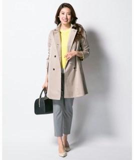 春のコートはいつからの時期に着る?気温の目安やいつまで着れる?