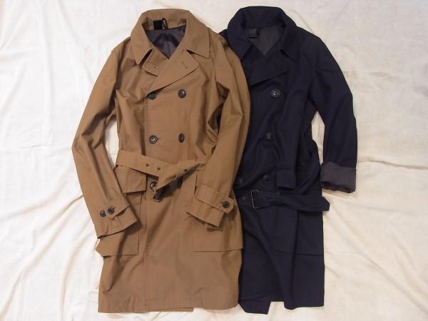 トレンチコートの色の選び方!おすすめや人気のカラー・着丈を紹介