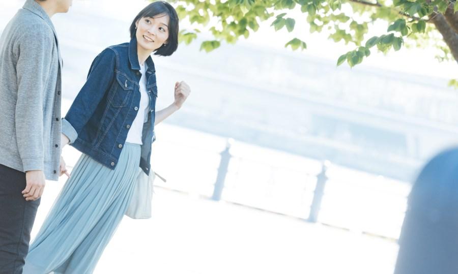 10月の服装(上旬/中旬/下旬)レディース・メンズと東京の気温も