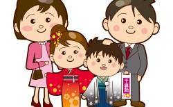 七五三の服装は?子供・母親・父親の目安や持ち物、和装・洋装どちら?