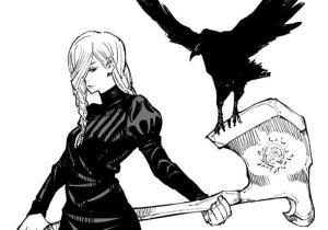 冥冥の黒鳥操術