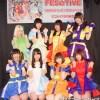 3rdシングル「進めジパング」をリリースしたお祭り系アイドル FES☆TIVE、目標は野外でのワンマンライブ!