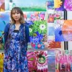 蜷川実花 自身最大の個展を台湾で開催。記録を塗り替える入場者の数に入場規制も