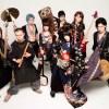 和楽器バンド、初の全国ホールツアーの開催が決定!!