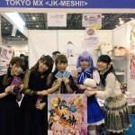 """""""海外仕様""""STARMARIEがシンガポールでアニメファンを魅了"""