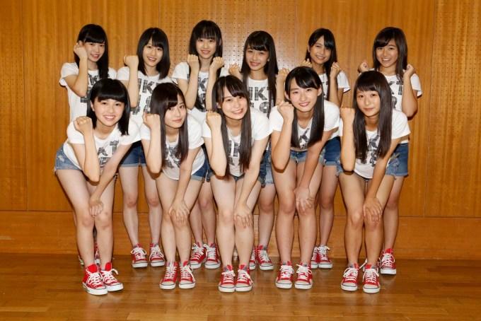 HKT48 4期生 ©AKS