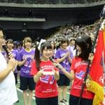 第2回AKB48グループチーム対抗大運動会 初参戦のNGT48チームNⅢが優勝!