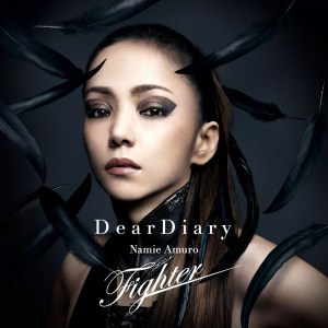 安室奈美恵 Single「Dear Diary / Fighter」[CD+DVD]ジャケ写