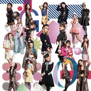 E-girls シングル「Go! Go! Let's Go!」【CD】ジャケ写