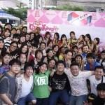 アップアップガールズ(仮)、吉川友、チャオ ベッラ チンクエッティの3組がタイで日本のライブアイドルの魅力を伝える