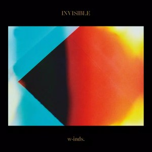 w-inds. アルバム「INVISIBLE」初回盤A [2CD+Blu-ray] 特製BOX仕様ジャケ写