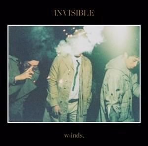 w-inds. アルバム「INVISIBLE」初回盤B [CD+DVD]ジャケ写