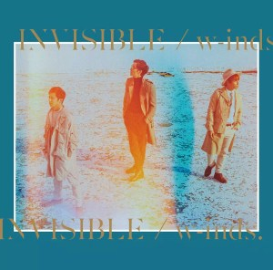 w-inds. アルバム「INVISIBLE」通常盤 [CD only] ジャケ写