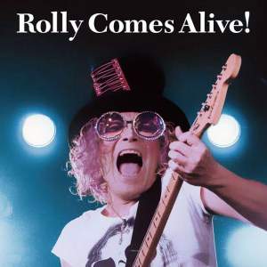 ROLLY 『ROLLY COMES ALIVE!』ジャケ写