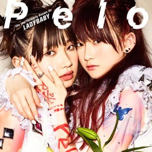 The Idol Formerly Known As LADYBABY 2nd Single「Pelo」初回限定盤【CD+DVD】ジャケ写