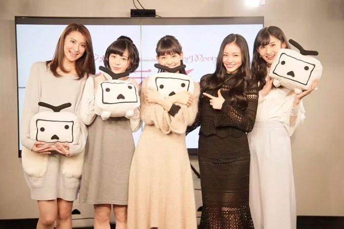 ミュージカル「美少女戦士セーラームーン」-Amour Eternal-DVD発売記念イベントより