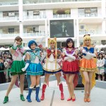 セーラー5戦士がラゾーナ川崎に!ミュージカル「美少女戦士セーラームーン」DVD発売記念イベント大盛況で終了!