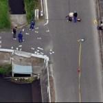 滋賀県草津市の農業用の排水路でバラバラ遺体が発見される!