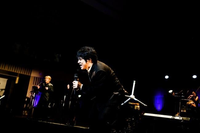 ASKA初のバンド×ストリングス全国ツアーが京都で開幕!!さらなる音楽の高みを見据えた渾身のステージ!