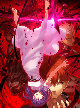 劇場版「Fate/stay night [Heaven's Feel]」Ⅱ.lost butterflyBlu-ray&DVD累計出荷本数10万枚突破!