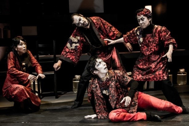 演劇界で大ブームの『桜姫東文章』を「人間力研修」実施の 「劇団 山の手事情社」が東京芸術劇場シアターウエストで上演